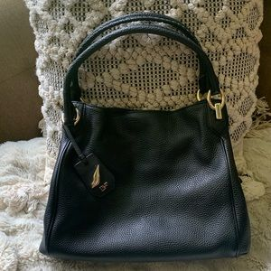 DVF Gorgeous Pebble Hobo - NEW